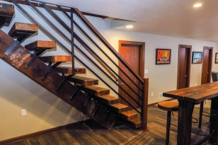 Santee Circle, Prior Lake Basement Remodel 2